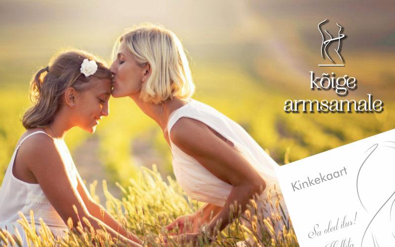 Rõõmusatge oma kalleid või tehke ilus kingitus iseendale!
