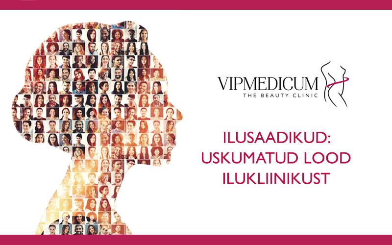 """""""VipMedicum otsib ilusaadikuid"""" projekti võitjad"""