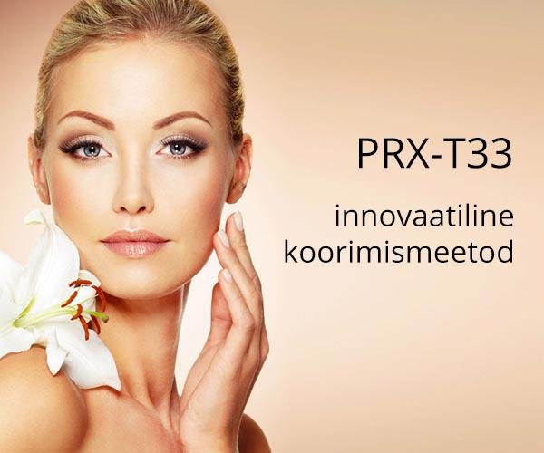 PRX-T33 injektsioonivaba biorevitalisatsioon