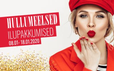 HULLUMEELSED ILUPAKKUMISED – TALV 2020