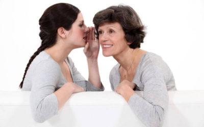 Ilu saladused: emalt tütrele
